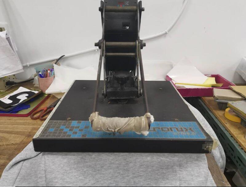熱轉印燙印
