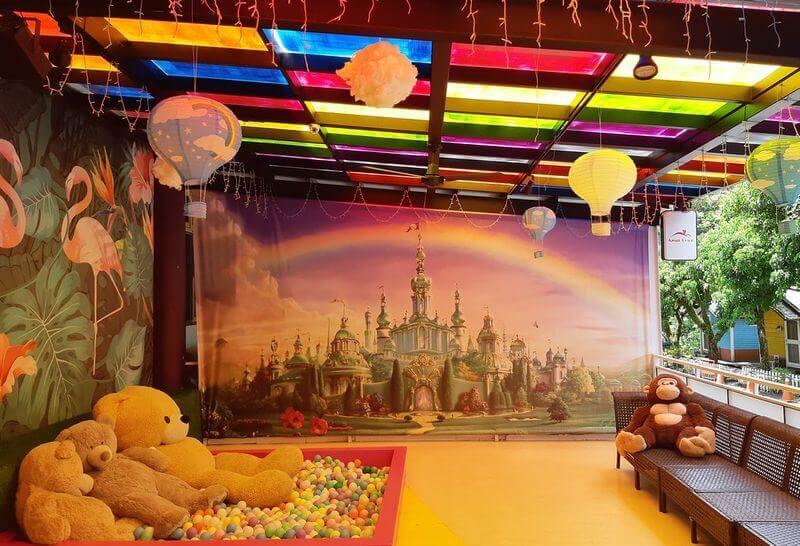 兔子迷宮遊樂區