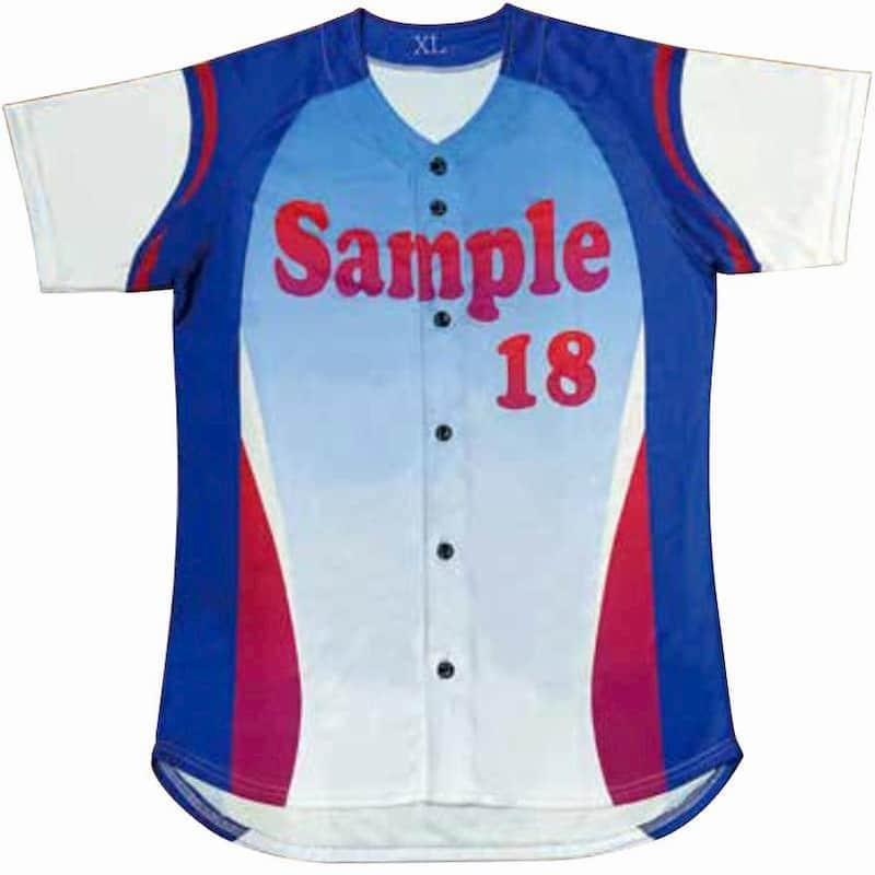 客製化棒球衣
