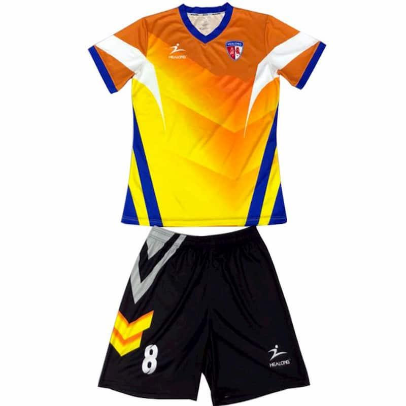 客製化足球服