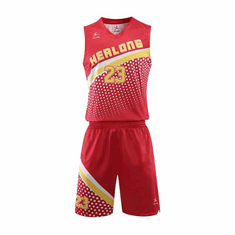 客製化籃球衣